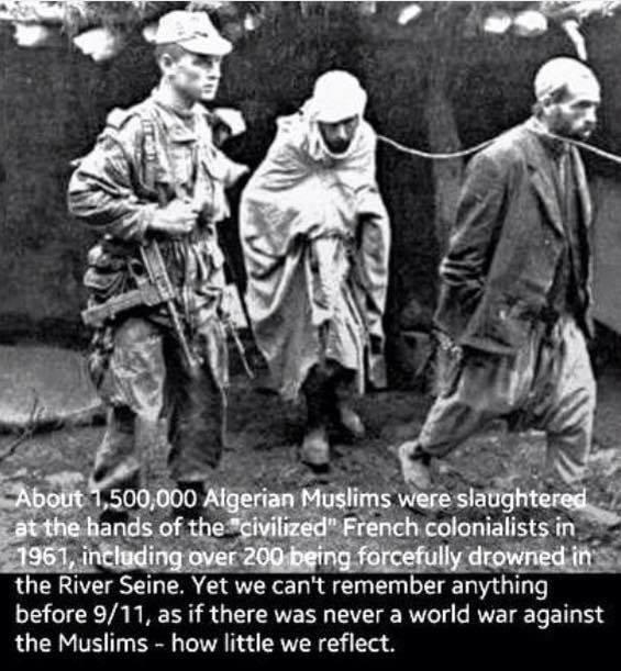 Algerian genocide